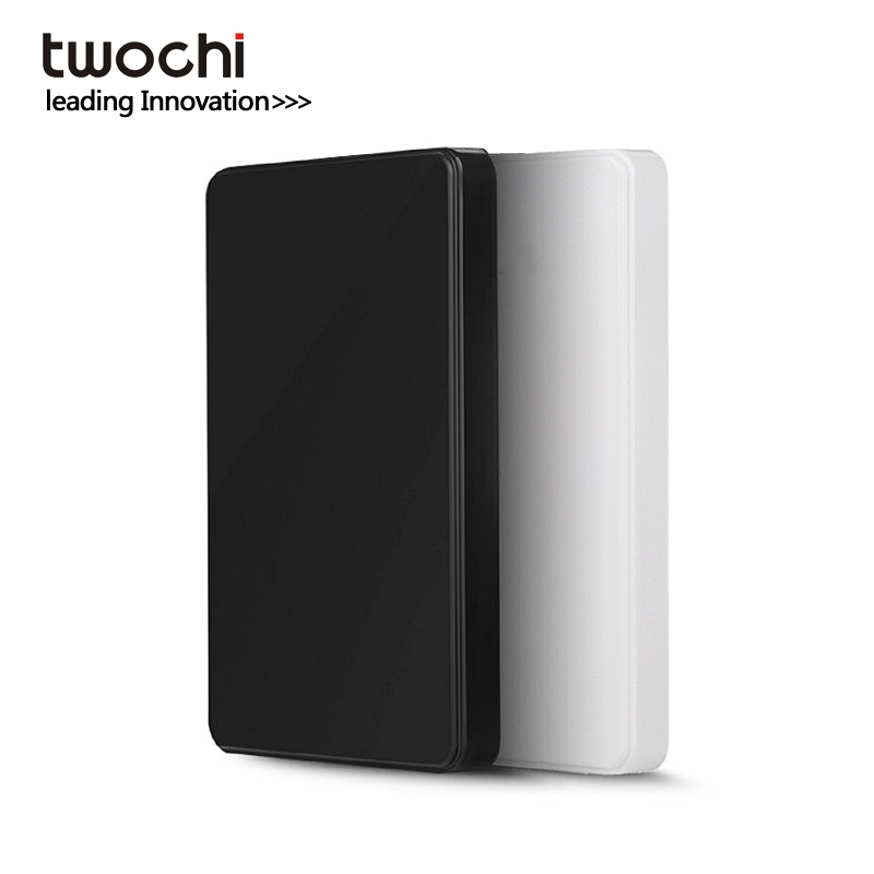 TWOCHI A1 USB3.0 2.5'' External Hard Drive 80GB 120GB 160GB 250GB 320GB 500GB Storage Portable HDD Disk Plug and Play On Sale free shipping 2016 new style 2 5 pirisi hdd 750gb slim external hard drive portable storage disk wholesale and retail on sale