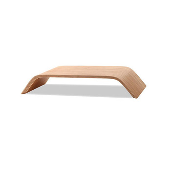 Free shipping samdi For Apple imac bracket monitor stand elevated computer stand one machine imacbook wooden frame