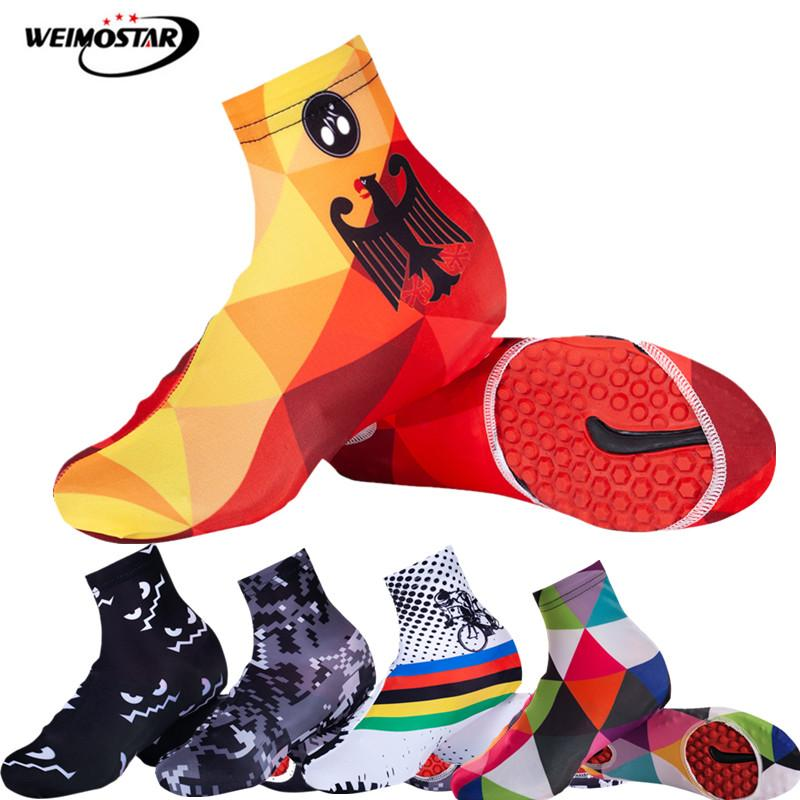 Outdoor Summer Cycling Shoe Cover Dustproof  MTB Road Bike Shoe Cover Windproof Sport Bicycle Shoes Cover Pro Cycling Overshoes
