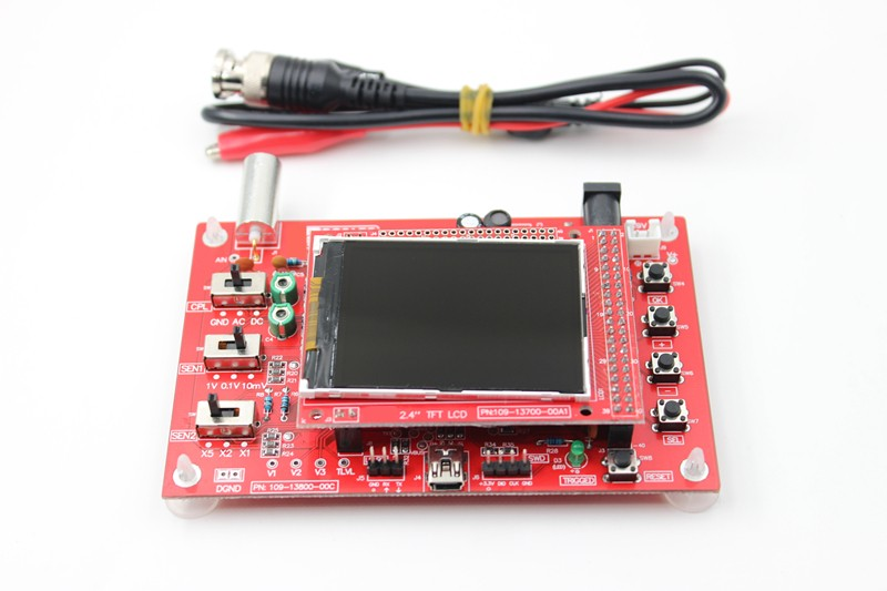 Fully Assembled DSO138 Open Source 2.4