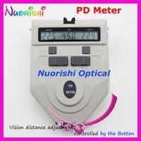 9A Профессиональный цифровой измеритель PD pupillometer зрачка метр правитель низкие расходы по доставке!