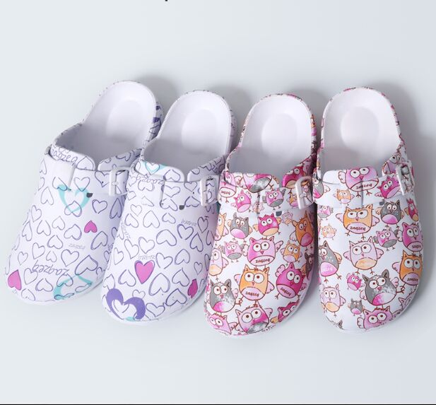 Medical Hospital Surgical Medical Slippers Doctor Nurse Dentist Waiter Workwear Cleaning Shoes Lab Spa Beauty Salon Shoes Medical Shoes