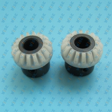 2 PCS GEAR, UPPER VERTICAL(NO SHAFT)#445491-S fits SINGER 242, 247, 267, 300
