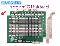 Fast delivery!!DASH miner Asic 2 slices ANTMINER D3 hash board BITMAIN X11 5.6G/S 400WATT