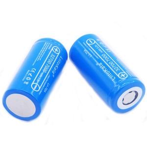 Image 4 - Liitokala 32700 3.2v 7000mah Lii 70A lifepo4充電式バッテリー携帯LiFePO4 5C放電バッテリーバックアップ電源用懐中電灯