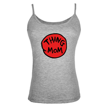 Summer Style Funny Thing Mom Women Tank Tops Shirt Bodybuilding Fitness Vest singlet Clothes