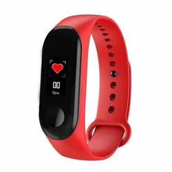 M3S Цвет Экран Фитнес трекер IP67 Водонепроницаемый крови Давление монитор сердечного ритма Смарт Браслет Baby Safe часы