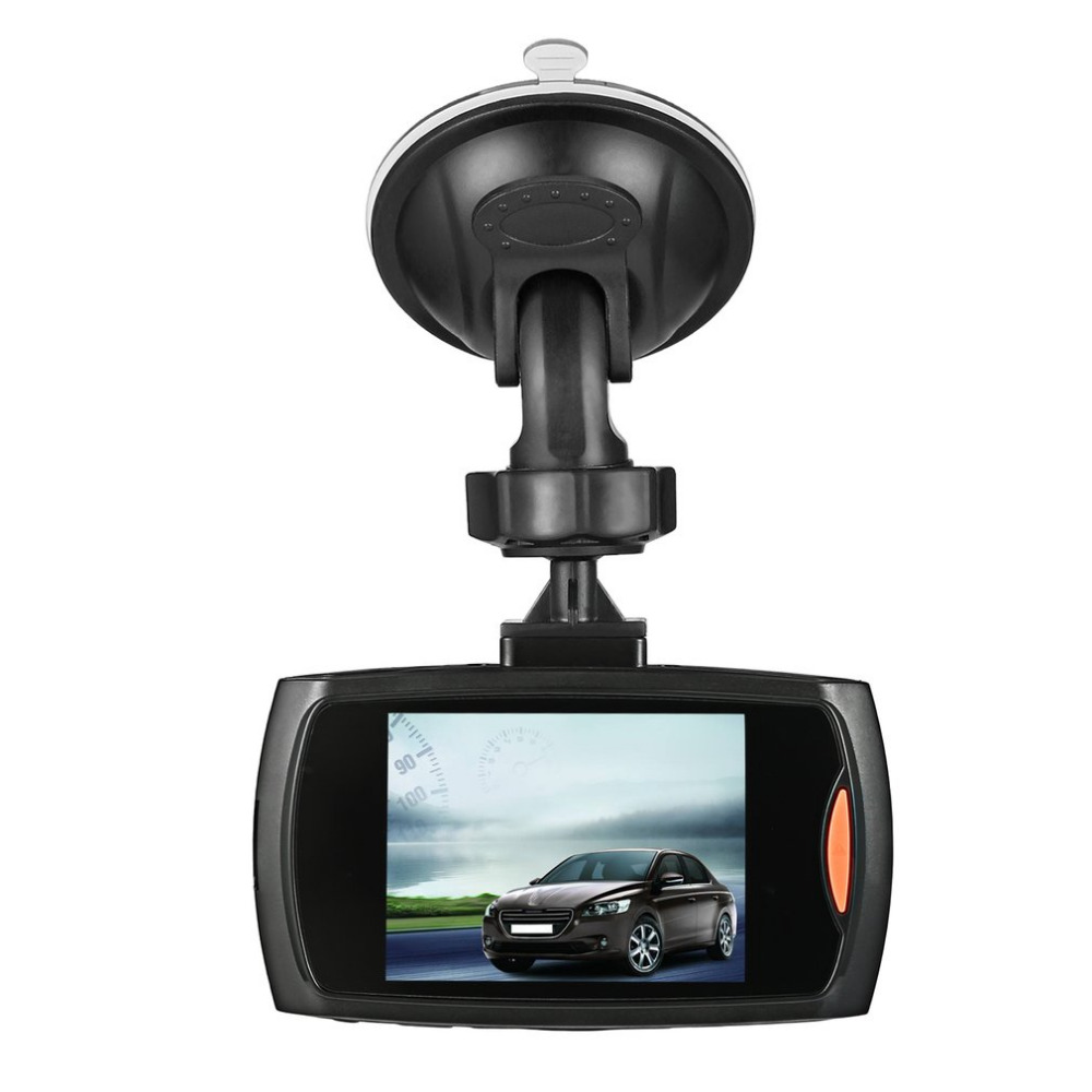 2.4 Inch Car Camcorder DVR Portable LCD Night Vision Built-in Speaker Motion Detection Digital Video Car Driving Camera G-sensor шина nitto nt90w 225 60 r17 99q