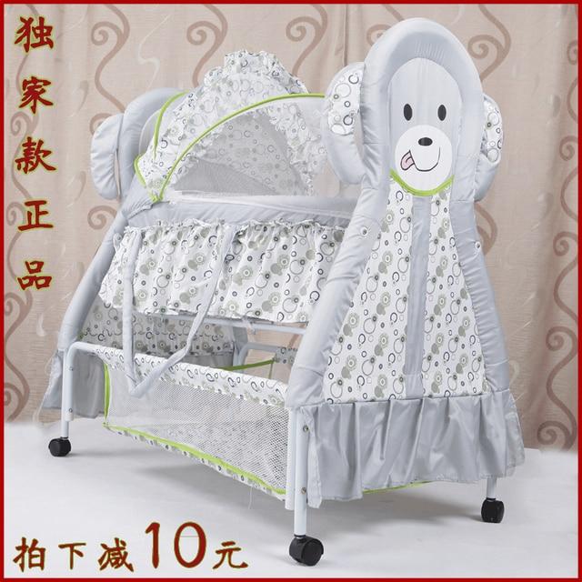 Cama de bebé cuna cama cuna bebé recién nacido bebé cuna bebé ...