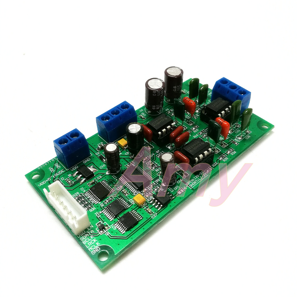 HIFI  PCM1795 I2S/DSD DAC Decoder
