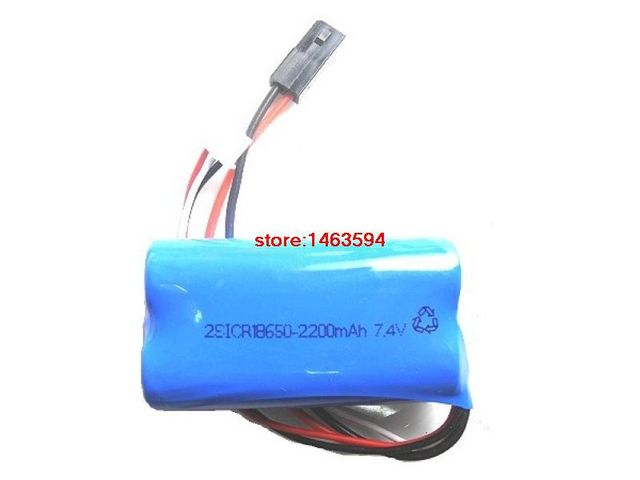MJX T640C T40C T40 F39 F639 2200mah battery RC Helicopter spare parts MJX T40C battery  (V1) 7.4V 2200mah