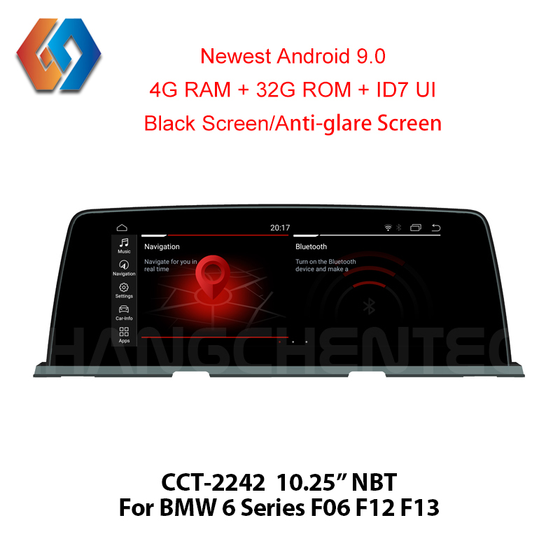 Car Multimedia Android Screen for BMW 6 Series F06 F12 F13 NBT Car GPS Navigation Car