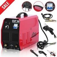 CUT 60 Plasma Cutter Durable 230V Welding Machine With Welding Accessories Professional Plasma Welders Equipment EU Socket