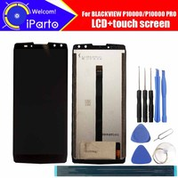 5.99inch BLACKVIEW P10000 LCD Display+Touch Screen Digitizer Assembly 100% Original LCD+Touch Digitizer for BLACKVIEW P10000 PRO