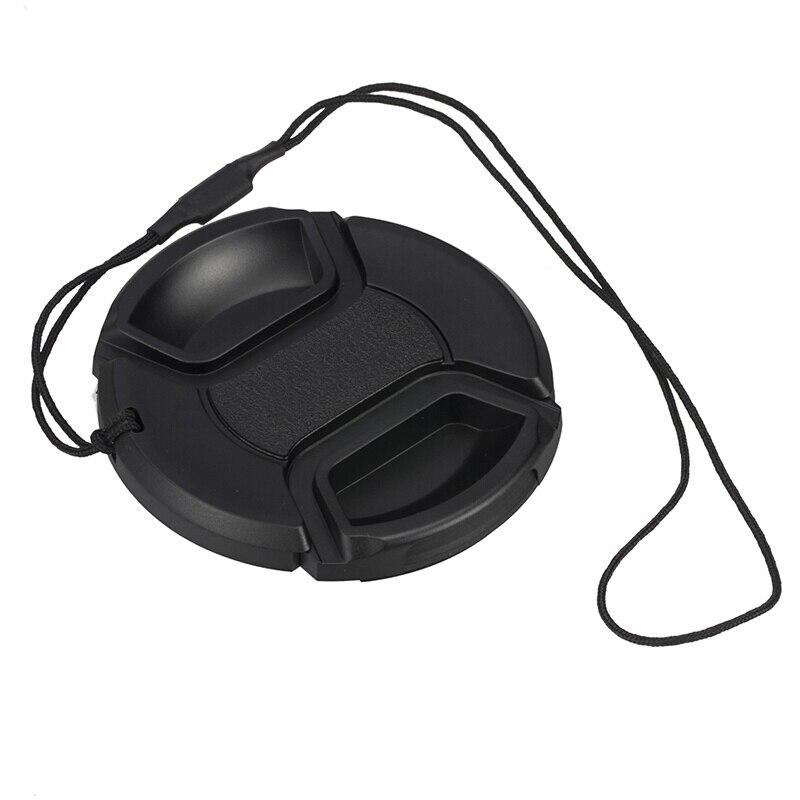 Snap-on eesmine objektiivi kaanekate kaitsev tolm Sigma 30mm F2.8 - Kaamera ja foto - Foto 3