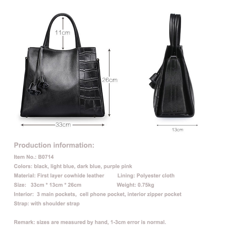 À Litchi Feminina De Stria Pierre Fleur En 2018 Doux Femmes Mode Geniune Cuir Luxe Vachette Glands Sac Main Patchwork Texture OPXkuZi
