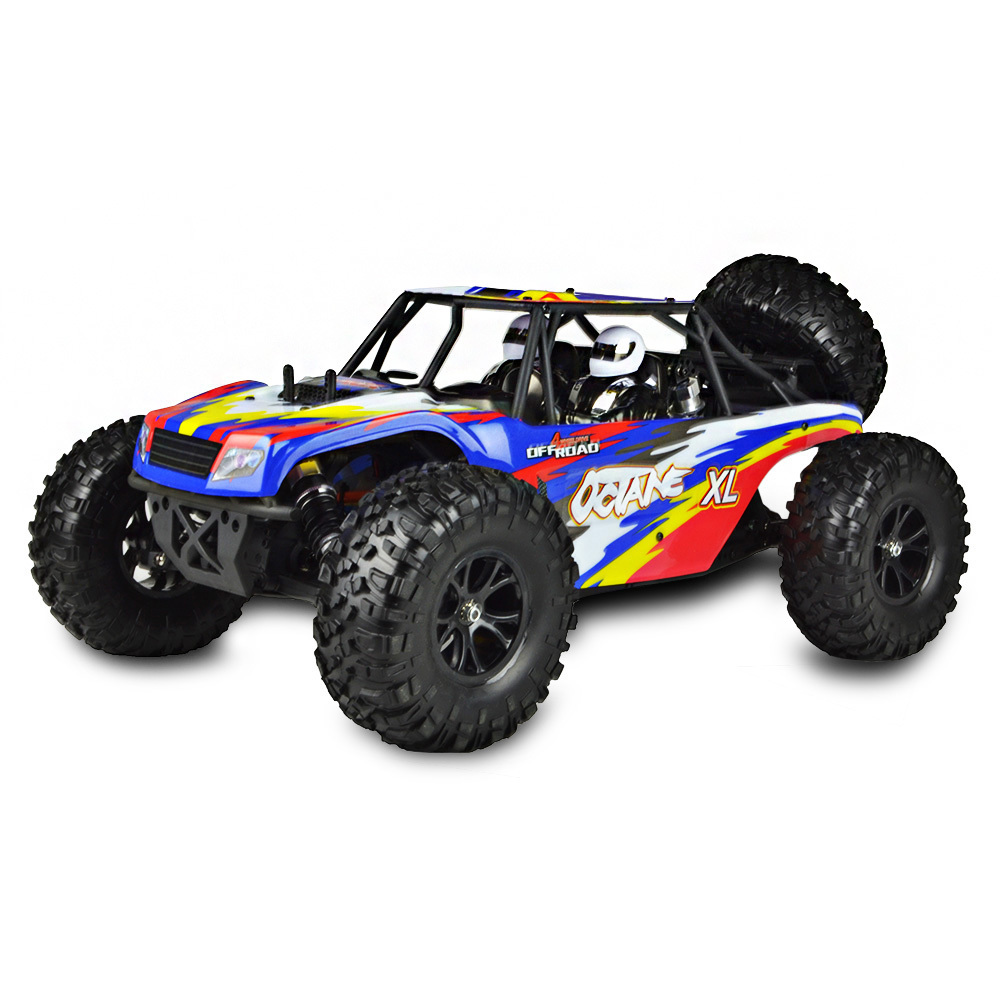 VRX Racing RH1045 RC Car 1:10 Brushless Climbing Desert Truck Waterproof 4WD Off-Road High Speed Remote Control Monster Truck 1 10 brushless electric monster truck remote control car brushless electric buggy version high speed off road with gt2b