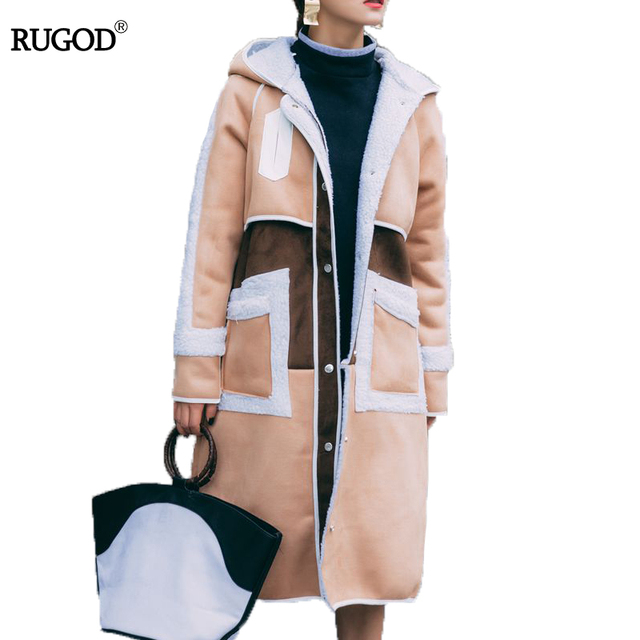 Invernale Ispessisce Tuta Giacca Sportiva con RUGOD 2018 Parka donne  aYxqZtwX 0259be147c1
