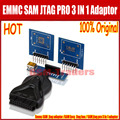 100% Original GPG EASY JTAG BOX easy jtag box Emmc BOX 3 in 1 Adaptor