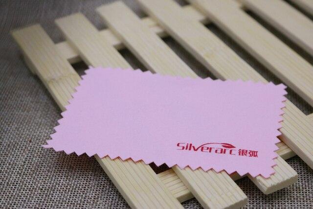 Фото 500x качество ювелирных изделий очистка полировальная ткань