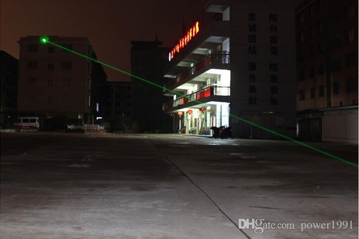 Laser pointers focusable high power green laser pointers 80000mw 80w 532nm burning match 5 star caps with charger ,15000m