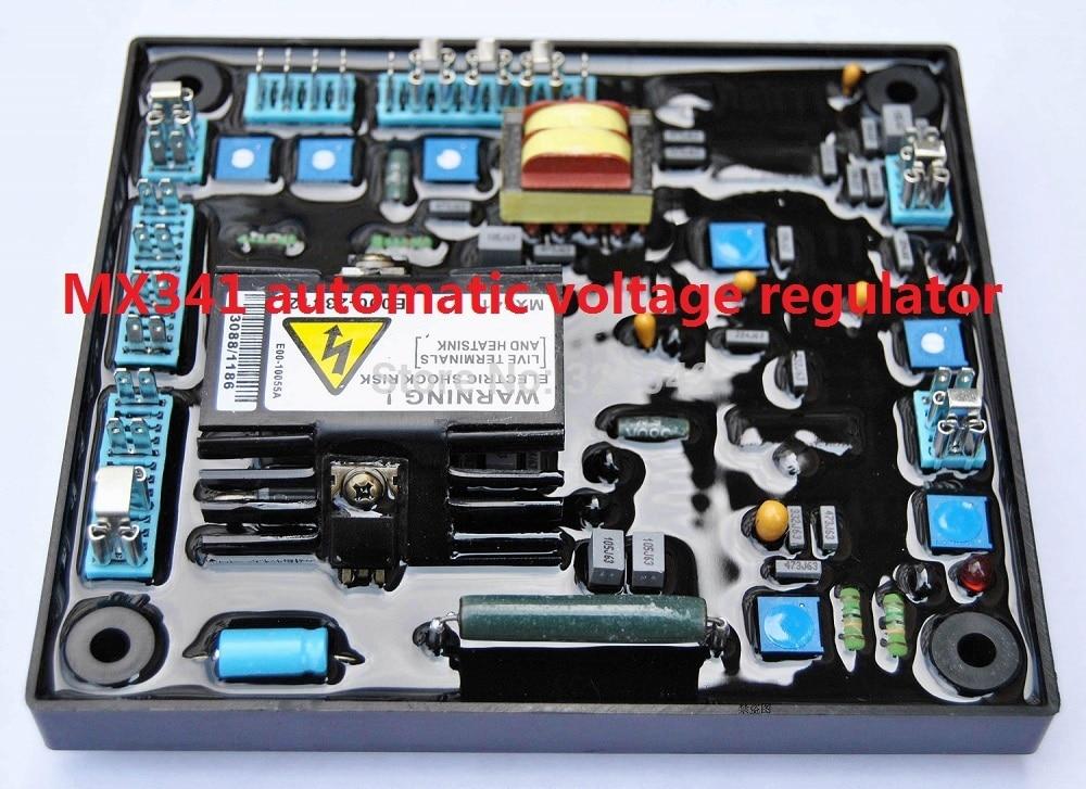 цена на Automatic Voltage Regulator AVR MX341 for Generator