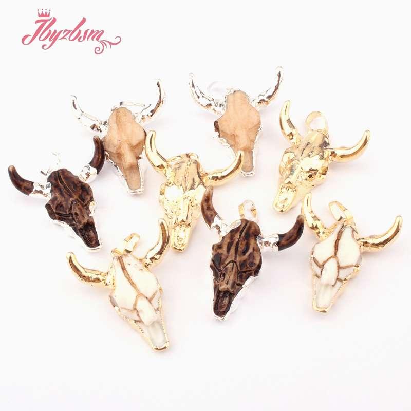 Nice Vere Corno Di Mucca Complementi D'arredo Arredamento D'antiquariato True Cow Horn