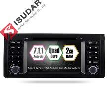 Isudar магнитола 2 din автомагнитолы автомагнитола 2din Рация Автомобильная телефоны сенсорные андроид android 7.1.1 для BMW/E39/X5/M5/E53 2GB RAM 16GB ROM Wifi DSP Магнитола Автомобильная Рация Автомобильная