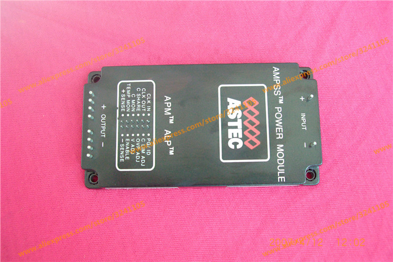 цена на Free shipping NEW AM80A-300L-050F40 DC-DC 300V change 5V 200W MODULE