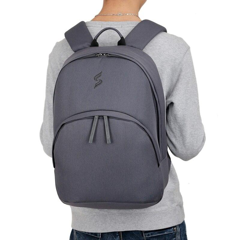 Socko Brand Backpack Laptop Bag 14 inch 15.6 inch business backpack waterproof shock lowepro protactic 450 aw backpack rain professional slr for two cameras bag shoulder camera bag dslr 15 inch laptop