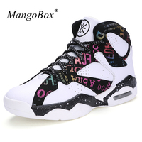 New Basketball Shoes Sport Womens Athletic Shoes Boots High Top Athletic Basketball Sneakers Training Shoes Gym