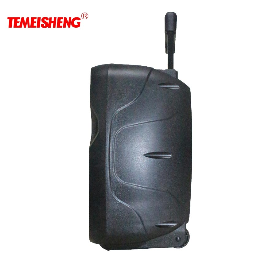 Image 5 - TEMEISHENG Lever 30W High Power Portable Loudspeaker Bluetooth Speaker Support Wirelss Microphone Outdoor Speaker MP3 Player-in Outdoor Speakers from Consumer Electronics