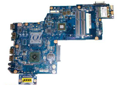 Laptop Motherboard  For Toshiba Satellite 17.3 C875D  E1-1200 1.4Ghz H000043600 Mainboard new gas safety protection mask special dust proof masks spraying formaldehyde chemical carbon protective needed