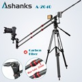 Ashanks  Carbon Fiber jib crane Portable Pro DSLR Video Camera Crane Jib Arm Standard Version+Bag free shipping