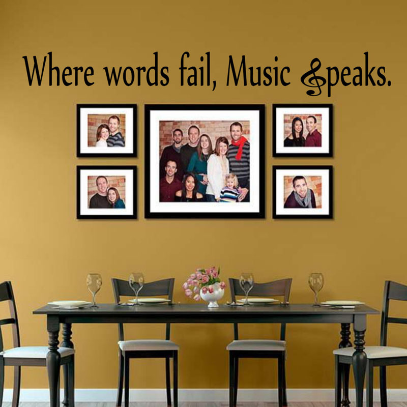 Music Kitchen Decor - Home Decorating Ideas