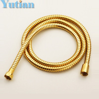 High Quality 1 5M Stainless Steel Flexible Shower Hose Pipe Double Lock With EPDM Inner Tubes