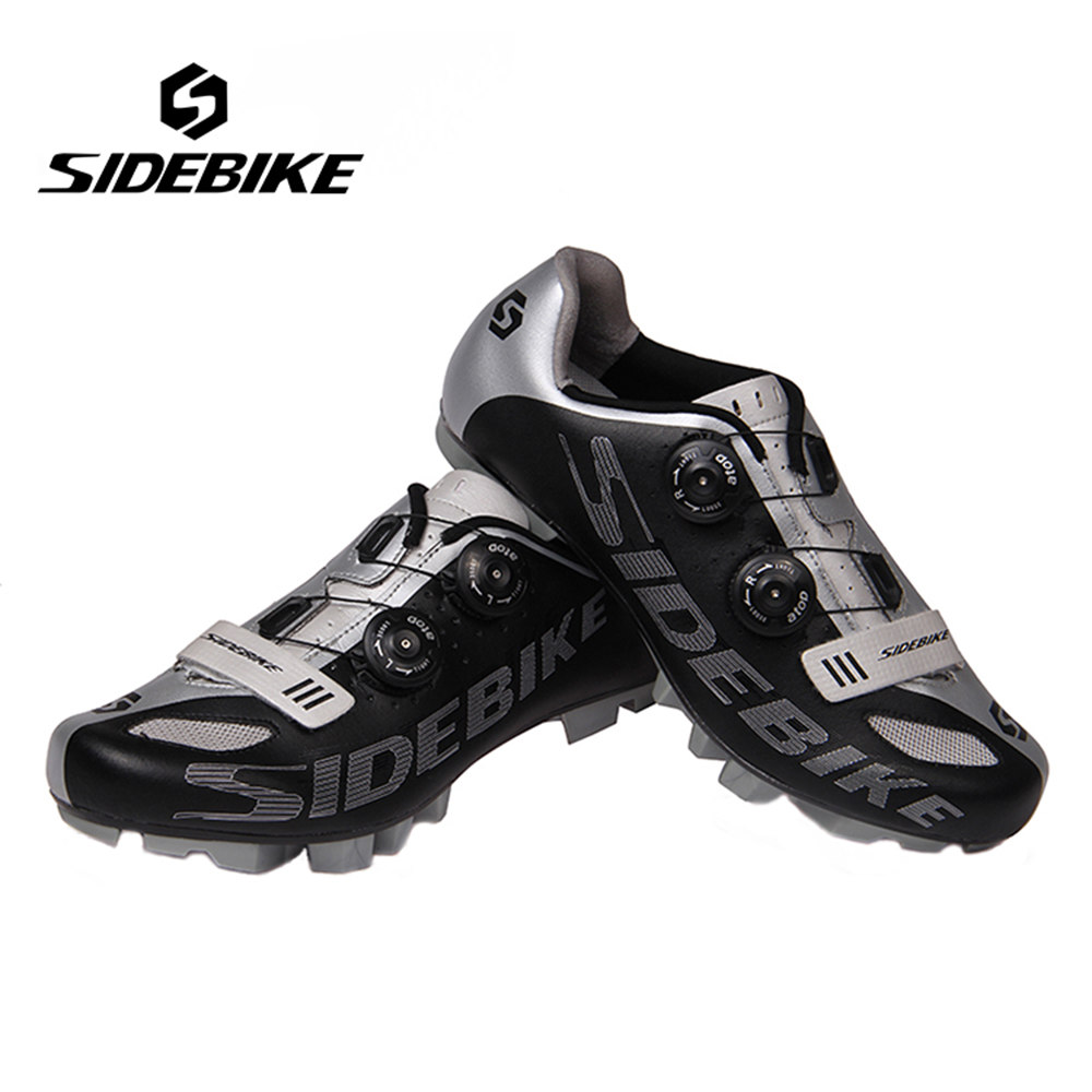 SIDEBIKE Professional Bicycle Cycling Shoes Mountains BIke S2-Snap Knob Racing Athletic Shoes Breathable MTB Self-locking Shoes professional bicycle cycling shoes mountains bike racing athletic shoes breathable mtb self locking shoes ciclismo zapatos