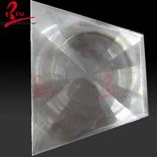 400x300 мм оптический ПММА пластиковый проектор Солнечный линза Френеля фокусное расстояние 600 мм проектор плоский увеличитель Солнечный концентратор