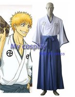 Anime Bleach Cosplay Bleach Shinigami Academy Uniform Cosplay Costume Freeshipping