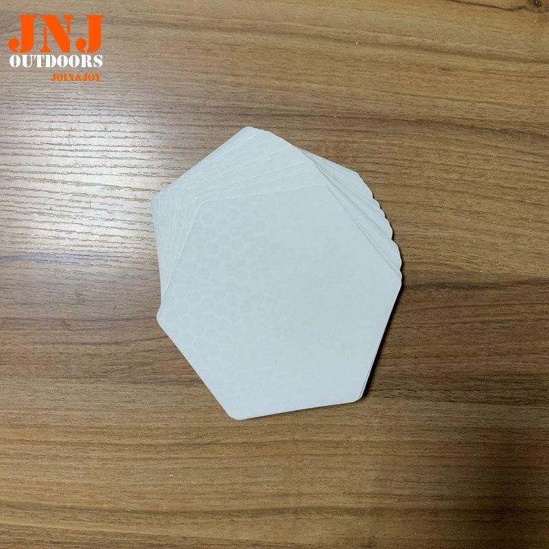 Envío Gratis tabla de surf hexagonal estilo cubierta de la almohadilla de 20 piezas en una caja - 5