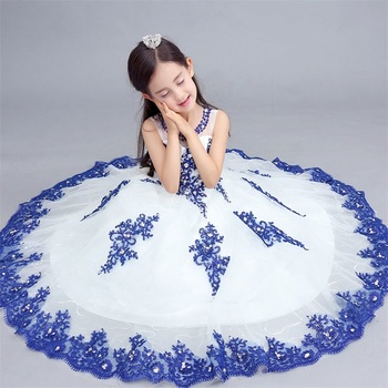 New Flower Girl Dresses Sweet Princess Birthday Communion Party Pageant Dress Little Girls Kids/Child Dress for Wedding цена 2017