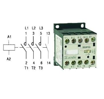Astoria Cma/Cimbali/Desco/Elektra Grinder-dispenser Contactor Lovato BG0910A elektra volume 2