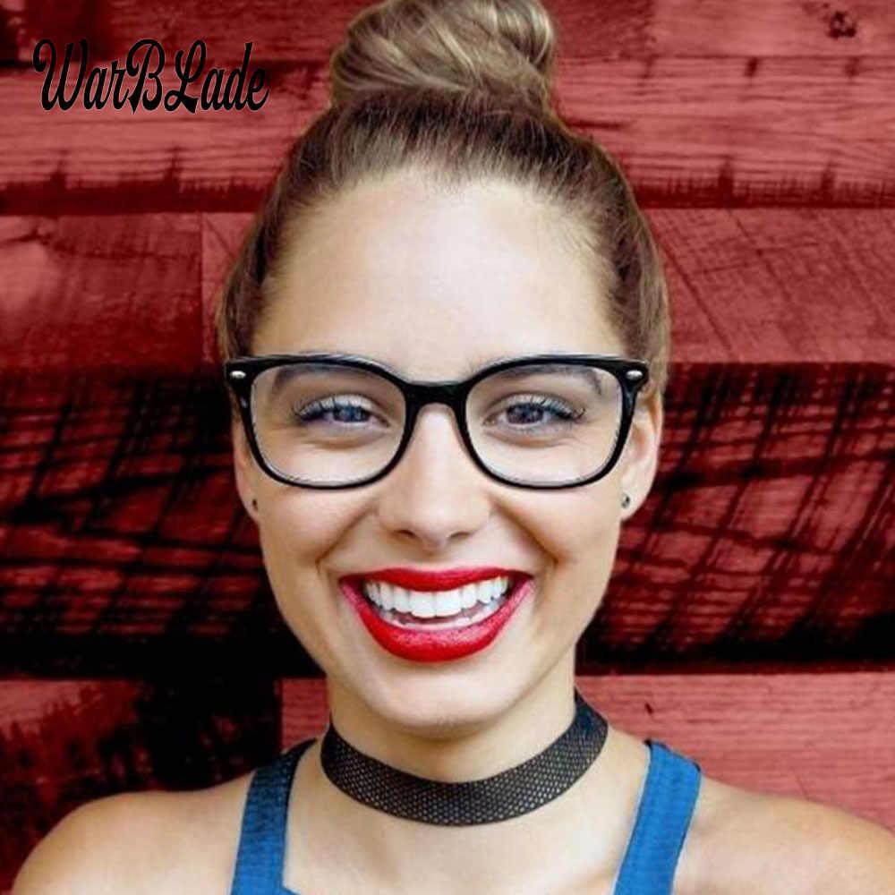 2018ファッション男性メガネフレーム女性メガネクリアガラスブランドクリア透明メガネ光学近視アイウェアoculosデgrau