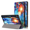 For Huawei T3 10 Coque Cover Case Colorful Painting PU Leather Cases For Huawei MediaPad T3