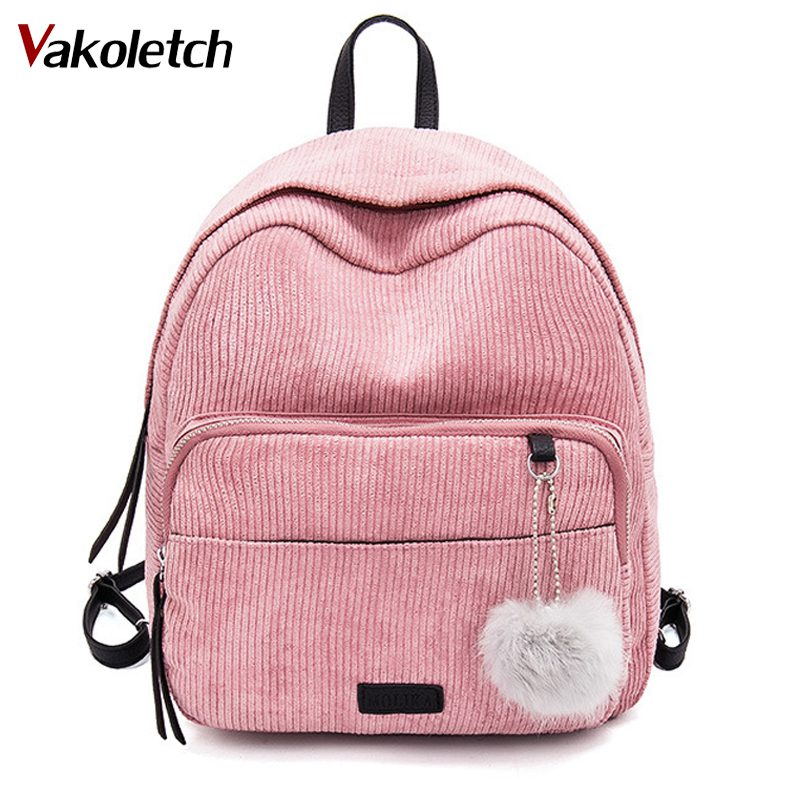 Women 2018 Cute Backpack For Teenagers Girl Children Mini Back Pack Kawaii Girls Kids Small Backpacks Feminine Packbags KL171