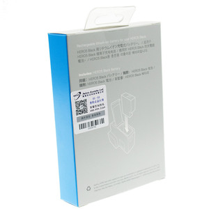 Image 5 - Новый 100% Оригинальный аккумулятор для Gopro HERO 7, батареи Gopro 5 6, 3 стороннее зарядное устройство, чехол для аккумулятора камеры GoPro HERO 7, Clownfish