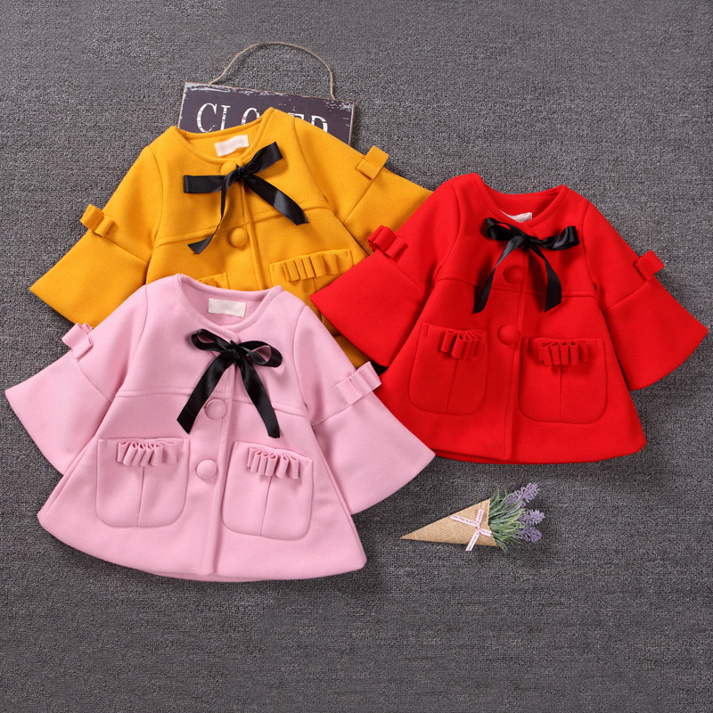 little girls kids coats and jackets spring 2017 autumn winter coat baby girl jacket children clothing infant girls outerwear scratch kids girls outerwear denim jeans jackets for children embroidery flower baby girl coats infant autumn clothing outfits
