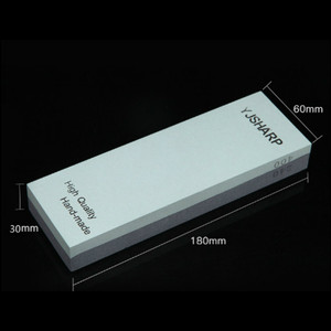 Image 4 - Adaee Size 7.1*2.4*1.1 One Piece Double Sides Knife Sharpener Whetstone Sharpening Stones