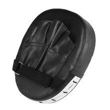Sanda боксерские перчатки подушечки для рук Target Pad Muay Thai Kick Focus Punch Pad каратэ, тхэквондо Mitt MMA Foam Boxer тренировочная горячая распродажа