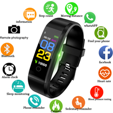 LIGE Waterproof Fitness Digital Watch Men Blood Pressure Monitor Pedometer OLED Color Touch Screen System Smart Sport Bracelet стоимость